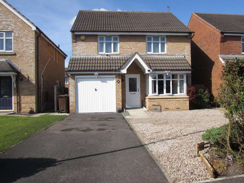 3 Bedrooms Detached House for sale in Devoke Road, Woodhouse Park, Manchester, M22