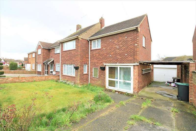 3 Bedrooms Detached House for sale in Tennyson Walk, Northfleet, Gravesend