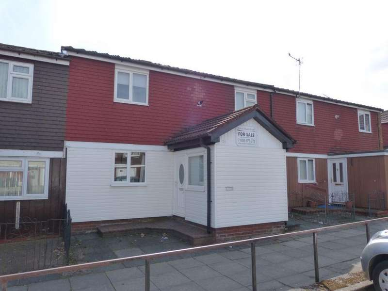 3 Bedrooms Terraced House for sale in Tongbarn, Skelmersdale, WN8