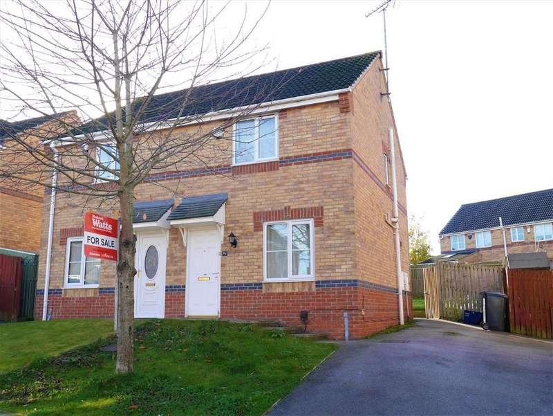 2 Bedrooms Semi Detached House for sale in Raikes Avenue, Bradford, BD4 0QQ