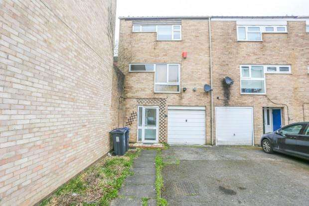 3 Bedrooms End Of Terrace House for sale in Little Hill Way, Birmingham, B32