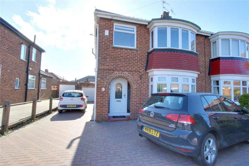2 Bedrooms Semi Detached House for sale in Grasmere Drive, Normanby