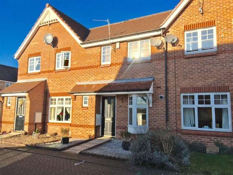 2 Bedrooms Town House for rent in Mill Chase Close, Wakefield