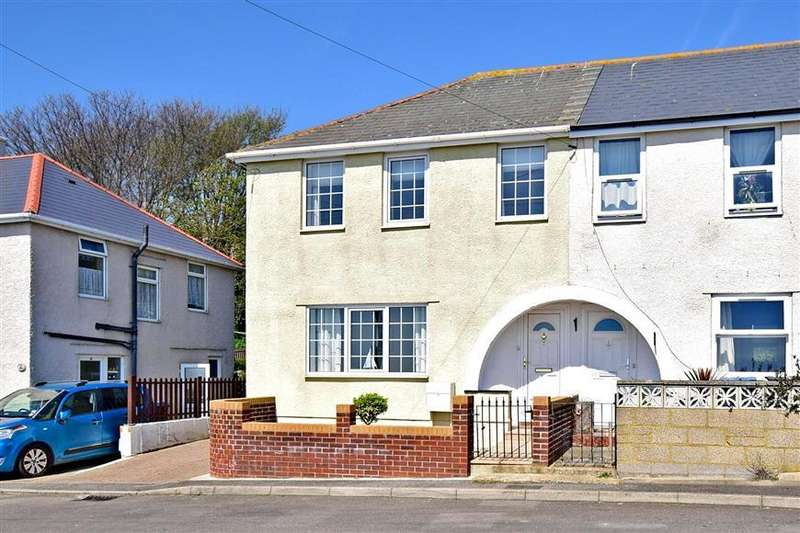 2 Bedrooms End Of Terrace House for sale in Kings Ropewalk, Dover, Kent