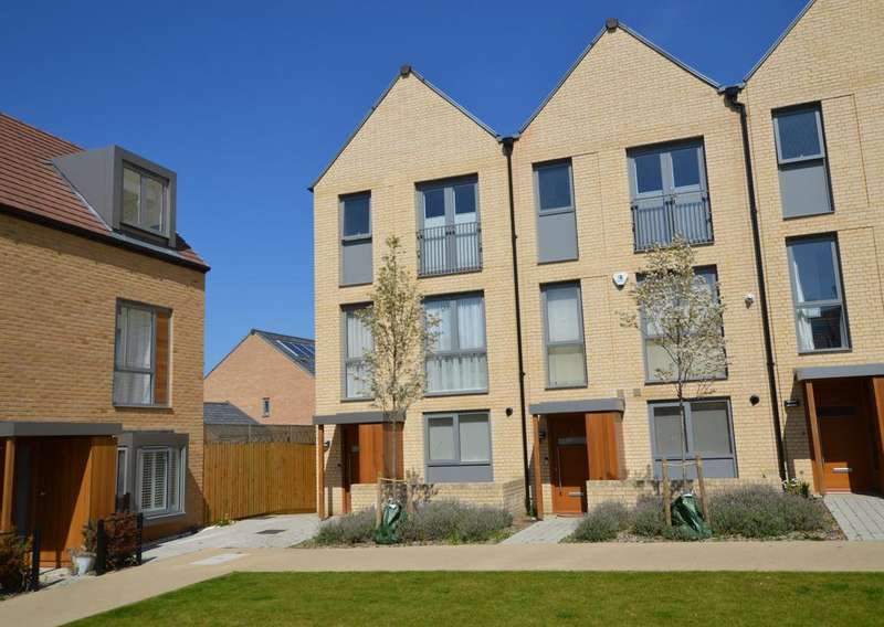 4 Bedrooms End Of Terrace House for sale in CHARGER ROAD, TRUMPINGTON, CAMBRIDGE CB2
