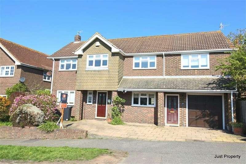 4 Bedrooms Detached House for sale in Filsham Road, St Leonards On Sea