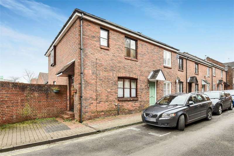 3 Bedrooms End Of Terrace House for sale in Winchester, Hampshire