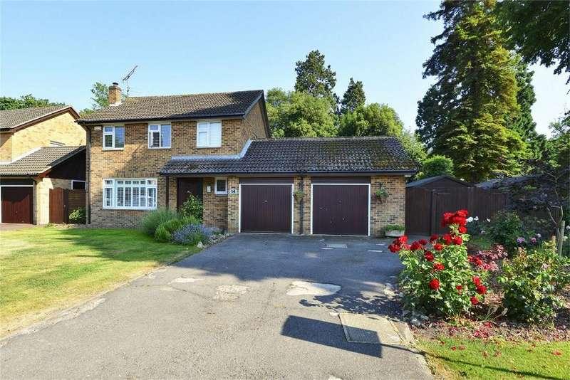 4 Bedrooms Detached House for sale in Ash Close, Herne, Herne Bay, Kent