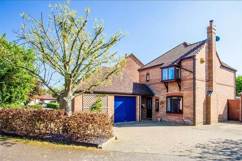 3 Bedrooms Detached House for sale in Walnut Tree, MILTON KEYNES, Buckinghamshire