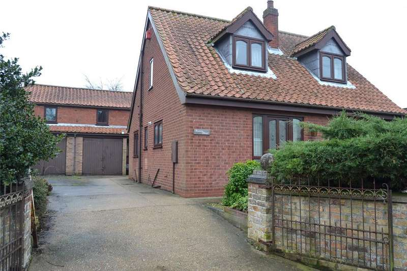 3 Bedrooms Detached Bungalow for sale in South Street, Winterton, DN15