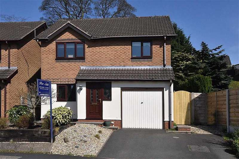 3 Bedrooms Detached House for sale in Melford Drive, Tytherington