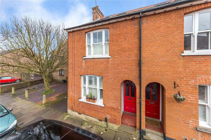 3 Bedrooms Semi Detached House for sale in Pageant Road, St. Albans, Hertfordshire