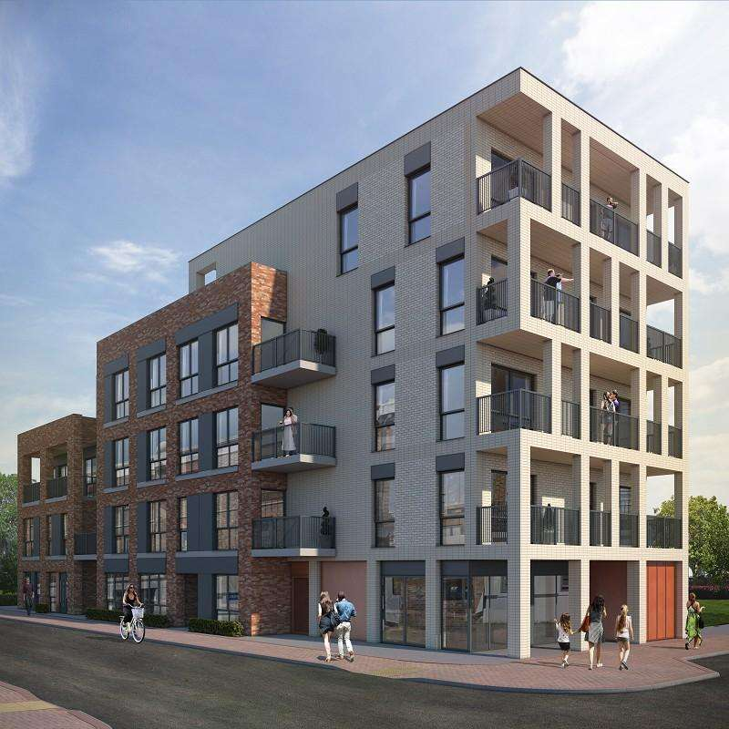 3 Bedrooms Penthouse Flat for sale in Leytonstone Road, Stratford, London. E15