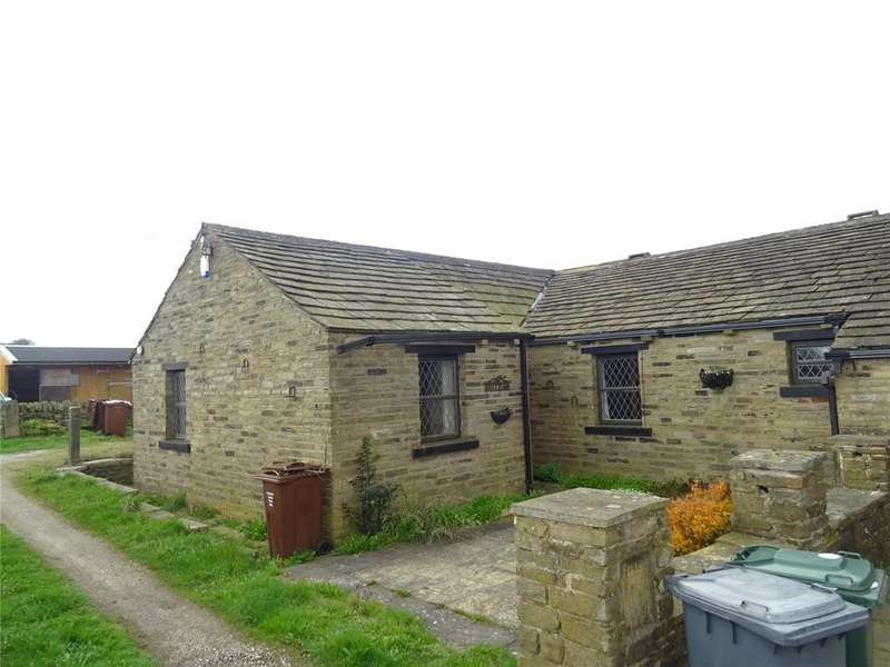 3 Bedrooms Barn Conversion Character Property for sale in School Ridge, Thornton, Bradford, West Yorkshire, BD13