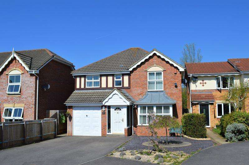 5 Bedrooms Detached House for sale in Westons Hill Drive, Emersons Green