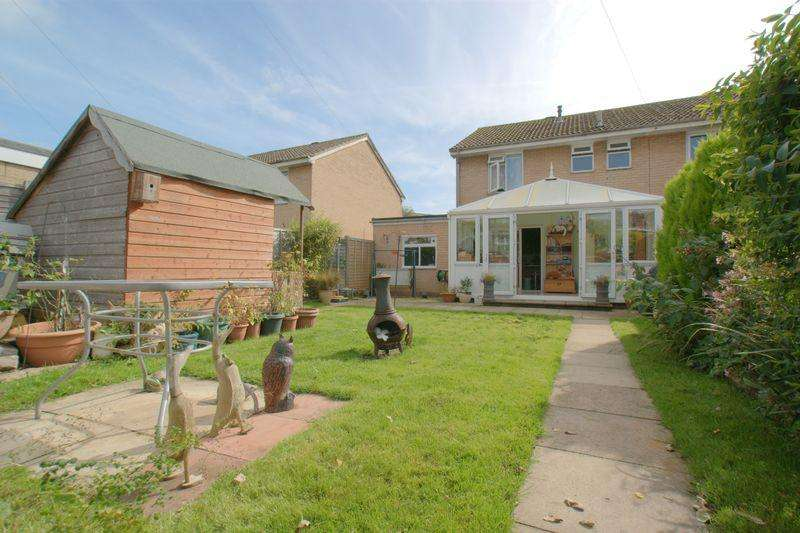 3 Bedrooms End Of Terrace House for sale in Wilkinson Drive, Bournemouth