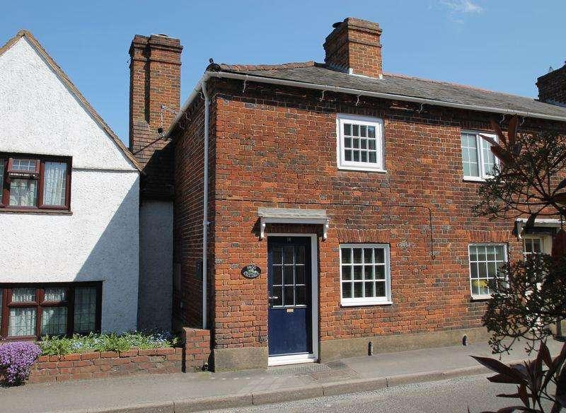1 Bedroom Terraced House for sale in Newark Lane, Ripley