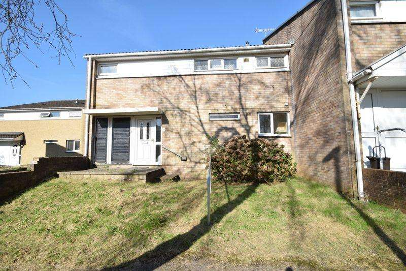 3 Bedrooms Terraced House for sale in East Roedin, Coed Eva