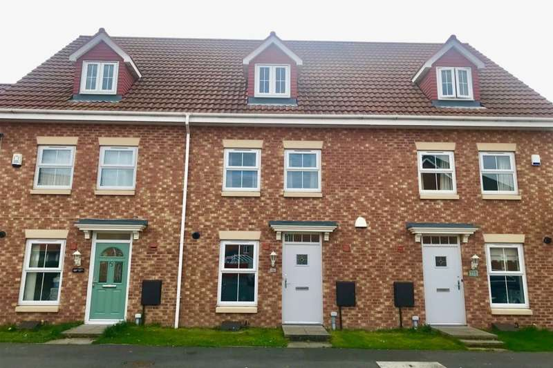 3 Bedrooms Terraced House for sale in Maddren Way, Linthorppe, Middlesbrough, TS5