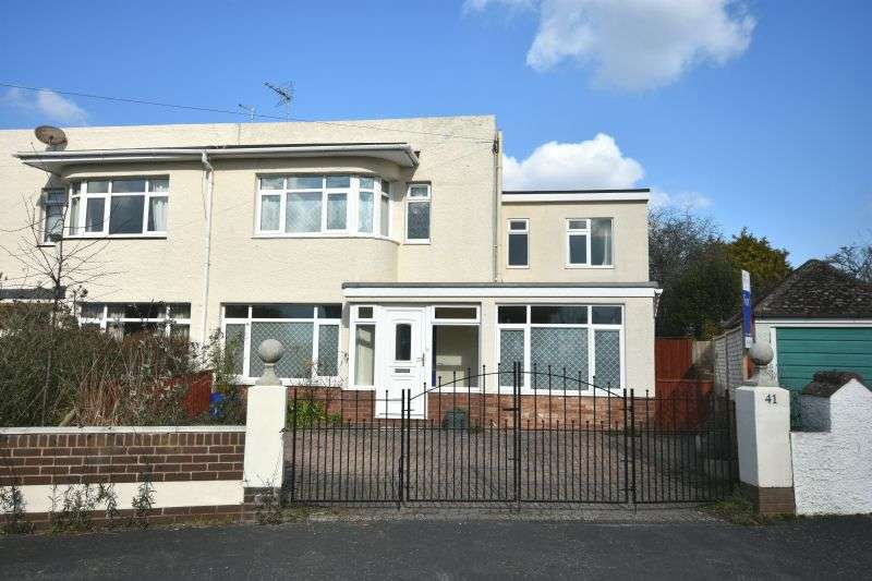 5 Bedrooms Semi Detached House for sale in SEYMOUR ROAD, EXMOUTH