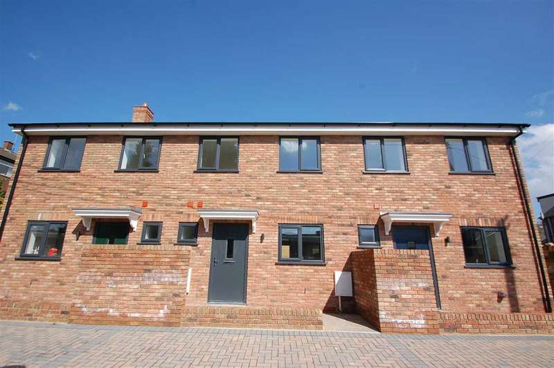 3 Bedrooms Terraced House for sale in BARLEY CORN SQUARE, CINDERFORD