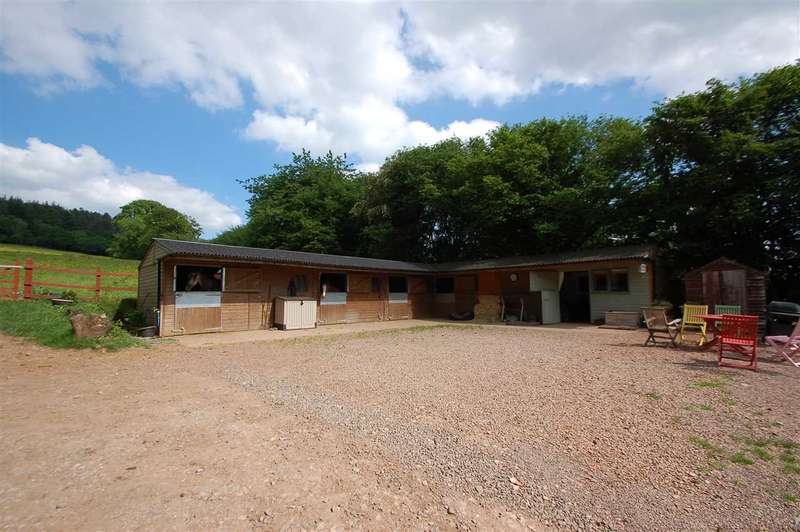 Land Commercial for sale in STABLEYARD WITH APPROX 10 ACRES