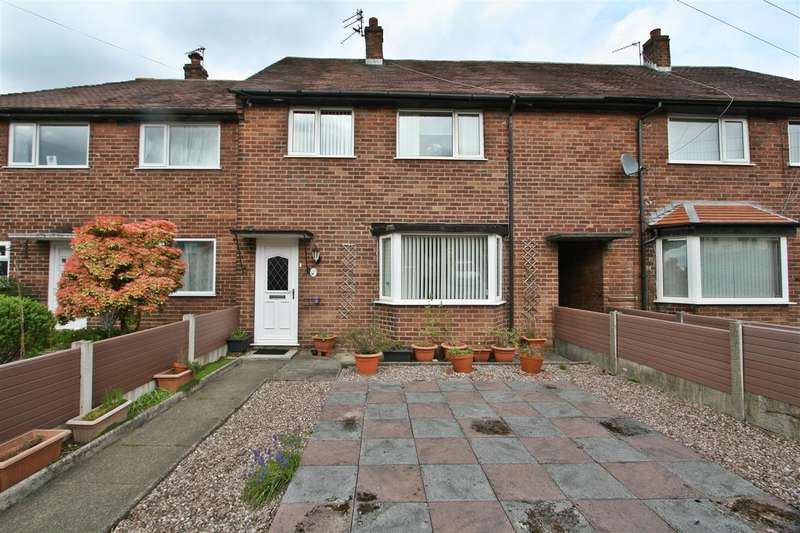 3 Bedrooms Terraced House for sale in Woodward Road, Prestwich