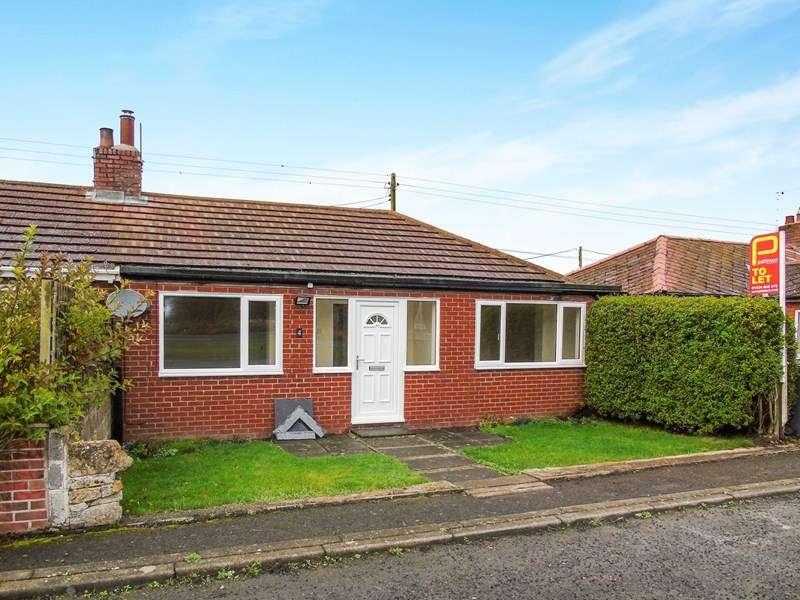 2 Bedrooms Bungalow for rent in Wallridge Cottages, Ingoe, Matfen, Northumberland, NE20 0SY