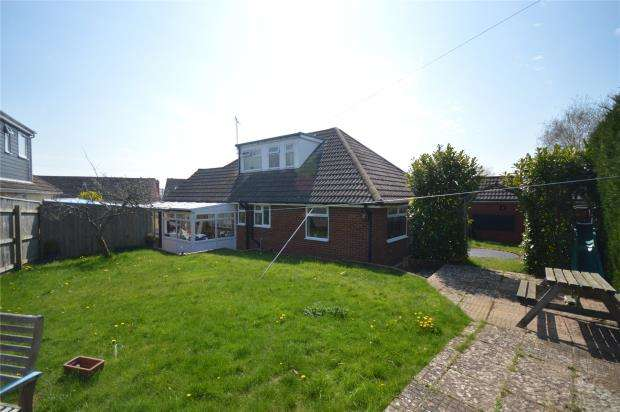 5 Bedrooms Detached Bungalow for sale in Maristow Avenue, Exmouth, Devon