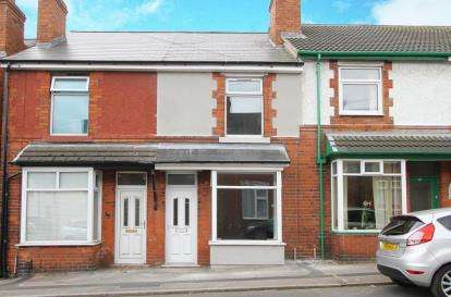 2 Bedrooms Terraced House for sale in Holme Road, Chesterfield, Derbyshire