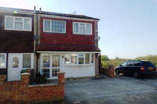 3 Bedrooms End Of Terrace House for sale in Dumergue Avenue, Queenborough, Sheerness, Kent