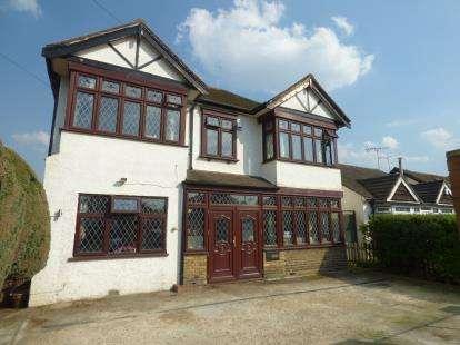 4 Bedrooms Detached House for sale in Rainham