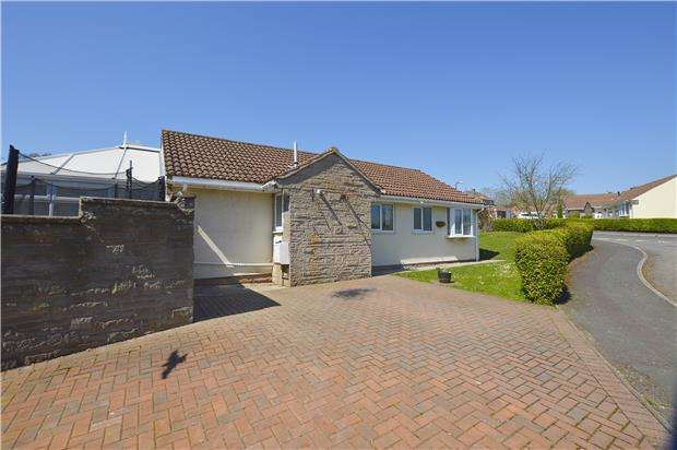 3 Bedrooms Detached Bungalow for sale in Paulmont Rise, Temple Cloud, BS39 5DZ