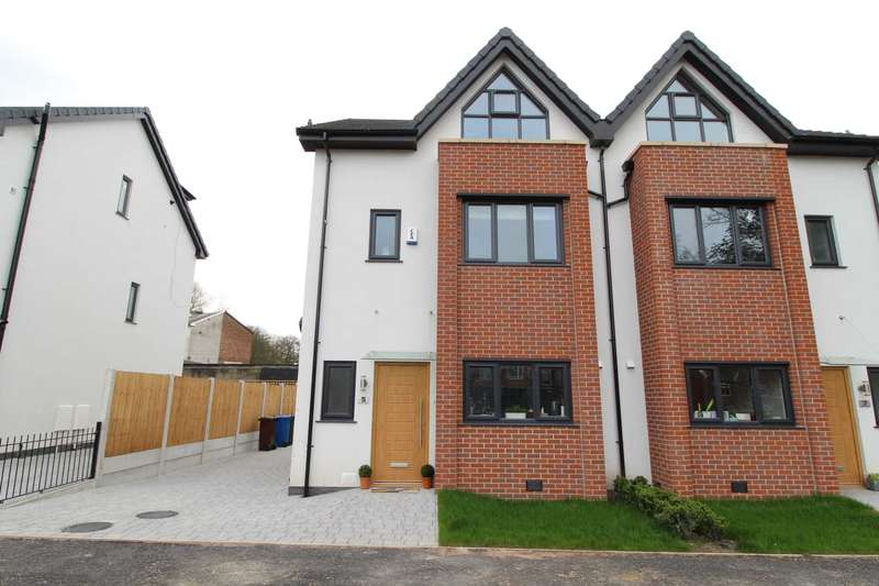 4 Bedrooms Town House for sale in Henry Street, Manchester