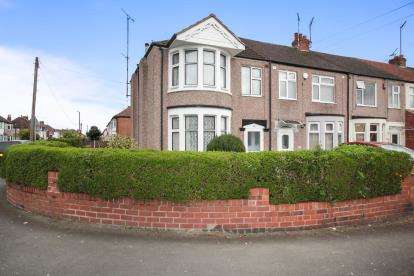 3 Bedrooms End Of Terrace House for sale in Middlemarch Road, Radford, Coventry, West Midlands