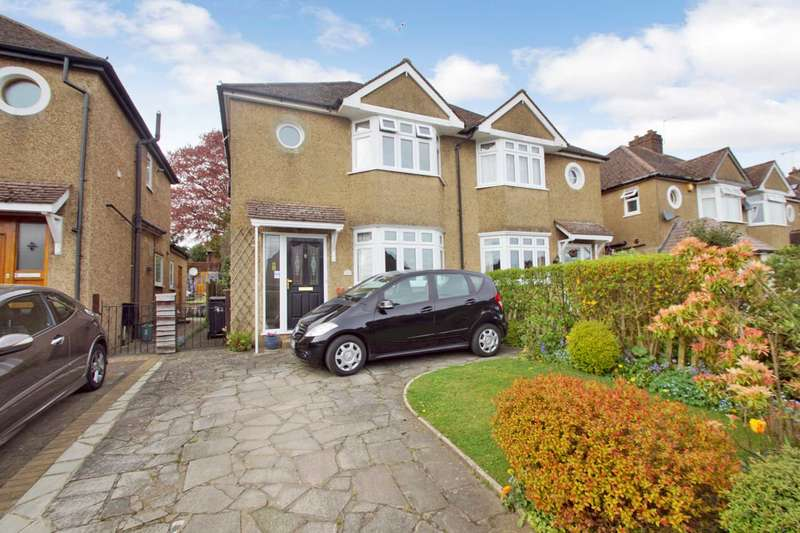 3 Bedrooms Semi Detached House for sale in Anchor Lane, Boxmoor