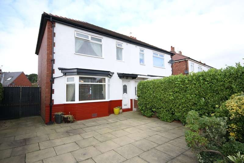 3 Bedrooms Semi Detached House for sale in Lexton Drive, Southport