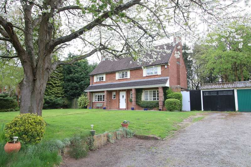 3 Bedrooms Detached House for sale in Brown Westhead Park, Wolverley, Kidderminster, DY10