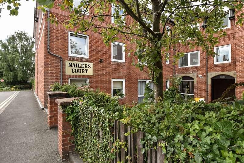 1 Bedroom Retirement Property for sale in Ednall Lane, Bromsgrove, B60