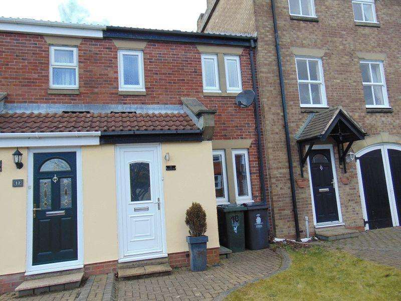 2 Bedrooms Terraced House for sale in Hamsterley Drive, Killingworth, Newcastle Upon Tyne