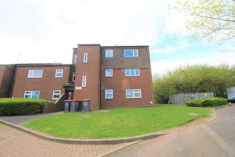 2 Bedrooms Apartment Flat for rent in Prince Charles Crescent, Telford