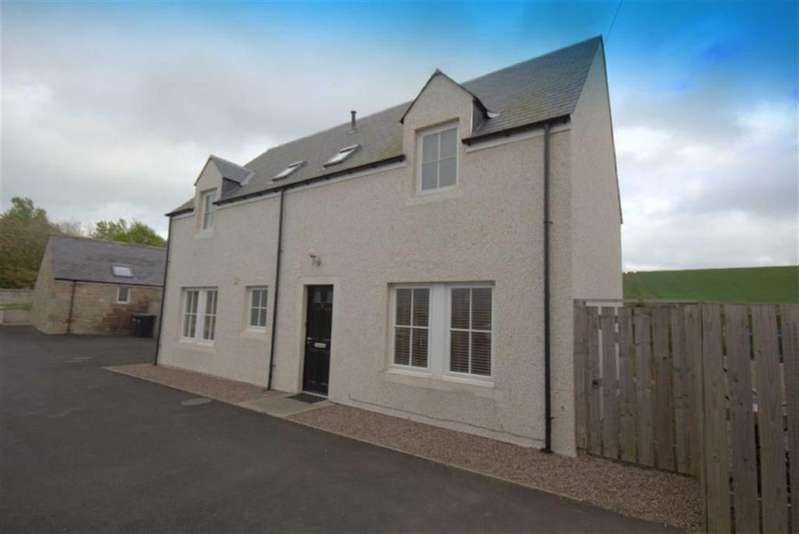 4 Bedrooms Detached House for sale in Swinton Mill, Swinton, Berwickshire, TD12