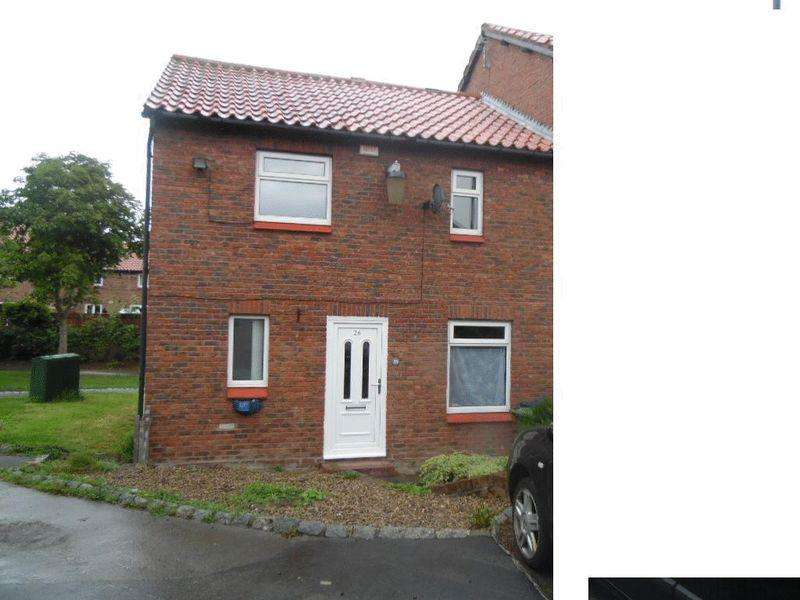 3 Bedrooms Terraced House for sale in Howardian Close, Washington