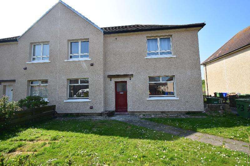 2 Bedrooms Flat for rent in Titchfield Road, Troon, South Ayrshire, KA10 6BY