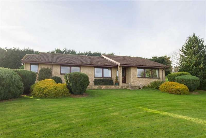 3 Bedrooms Detached Bungalow for sale in Five Acres, Wooler, Northumberland, NE71