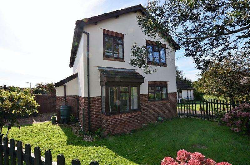 4 Bedrooms House for sale in STEED CLOSE, HOOKHILLS, PAIGNTON