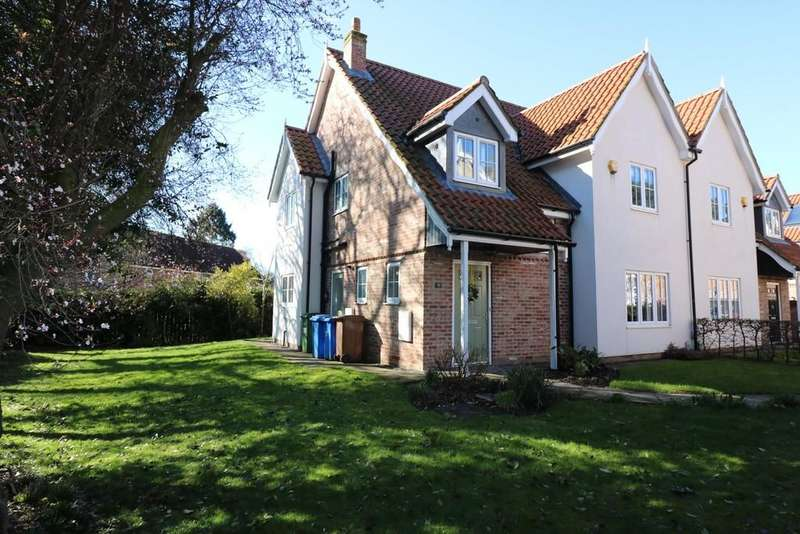 4 Bedrooms Semi Detached House for rent in St Marys Walk, Swanland