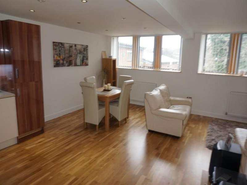 2 Bedrooms Apartment Flat for sale in Chrisharben Court, Green End