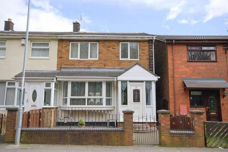 3 Bedrooms Semi Detached House for sale in Baltimore Avenue, Town End Farm