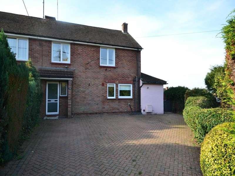3 Bedrooms Semi Detached House for sale in St. Edmunds Lane, Dunmow, Essex, CM6